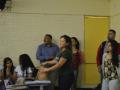 Atividades sobre descarte seletivo de medicamentos vencidos. escola Otacílio Nunes de Souza. Petrolina-PE. 18/09/2017.