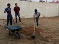 Atividades de Horta Escolar Agroecológica. Escola Helena Celestino. Juazeiro-BA. 14/06/2017.