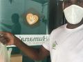 Entrega de Alimentos no enfrentamento da Pandemia do Coronavirus. Juazeiro-BA. 30/04/2020.