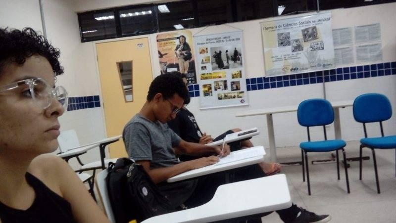 Atividade Mobilização Ambiental. UNIVASF Campus Juazeiro-BA. 27/09/2019.