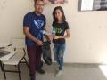 Atividade Mobilização Ambiental. UNIVASF campus Juazeiro. Juazeiro-BA. 20/03/2019.