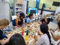 Atividade Mobilização Ambiental. UNIVASF campus Juazeiro-BA. 18/02/2020 - 21/02/2020.