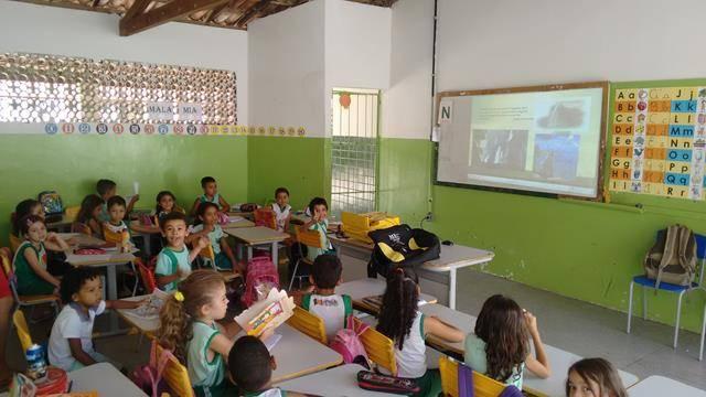 Atividade sobre Energias Renováveis. Escola Jacob Ferreira. Petrolina-PE. 04-05-2016