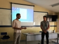 Ação contou com 13 educadores mais equipe de Ambientalização do PEV. (Petrolina, 16/02).