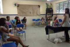 Escola comemora 86 anos com temas socioambientais