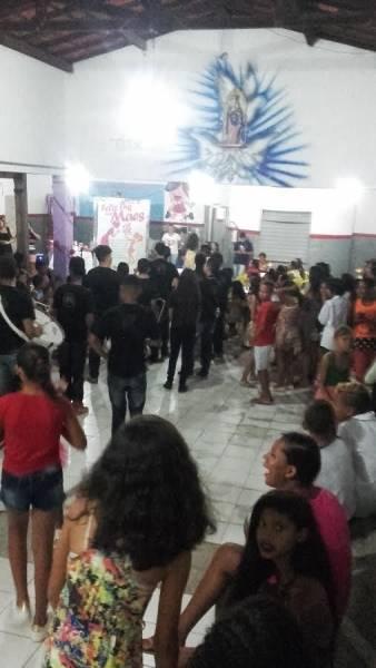 Comemoração do Dia das Mães. Escola Cândido Félix Martins. Senhor do Bonfim-BA. 12/05/2017
