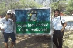 Escola faz visita técnica ao Parque Zoobotânico