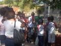 Visita técnica ao parque Zoobotânico - Escola Ludgero de Souza Costa - Juazeiro-BA - 18.11.15