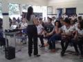Conferência Escolar de Meio Ambiente. Escola Pe Luiz Cassiano. Petrolina-PE. 13/04/2018.