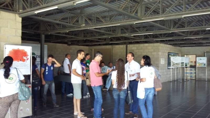 Visita técnica à Embrapa - CETEP - Juazeiro-BA - 16.12.15