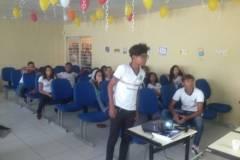Escolas de Petrolina participam de atividades de Arborização