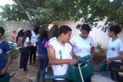 Escolas mobilizadas para criação de hortas agroecológicas