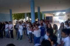 Escolas mobilizadas pelo PEV realizam eventos com temas ambientais