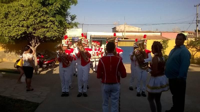 PEV no Dia da Família - Escola Professor Simão Amorim Durando - Petrolina-PE - 03.10.15