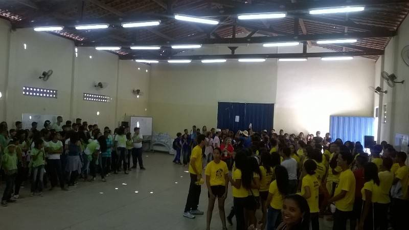 PEV particida de Gincana - Escola Eduardo Coelho - Petrolina-PE - 29.09.15