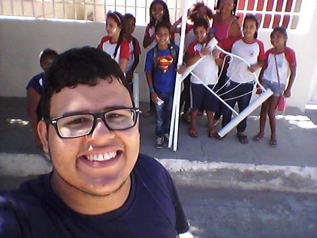 Evento ambiental. Escola José Padilha. Petrolina-PE. 18-11-2016
