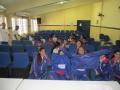 Atividade de Energias Renováveis aconteceu nas escolas Municipal Prof. Eliete Araújo (30.08) e Colégio da Policia Militar PE (23.08) e totalizou 80 aluno.