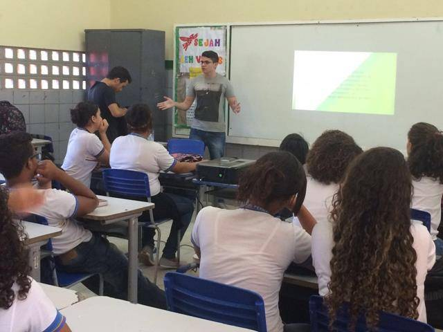 Energias Renováveis. Escola Antonilio de França Cardoso. Juazeiro-BA. 08-06-2016
