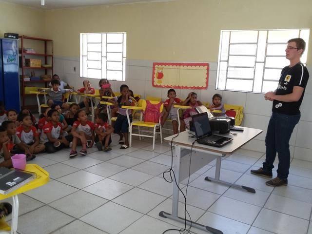 Energias Renováveis. Escola Joca de Souza. Juazeiro-BA. 03-06-2016