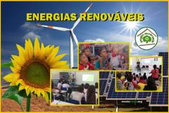 Estudantes e professores debatem a necessidade das energias renováveis
