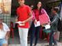 Estudantes e professores percorrem ruas de Juazeiro-BA em prol da coleta seletiva