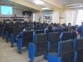 Horta escolar agroecológica. Colégio da Polícia Militar. Petrolina-PE. 28-03-2016