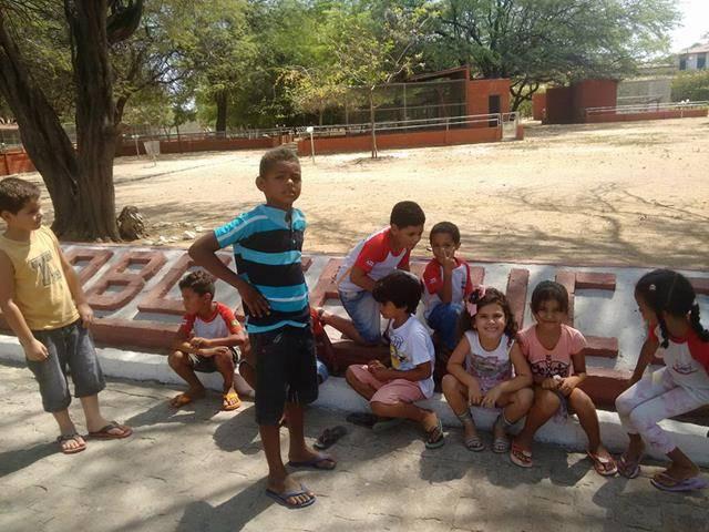 Visita Técnica do PEV. Escola Luis Cursino. Juazeiro-BA. 06-10-2016