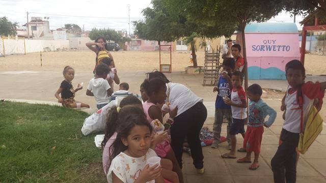 Visita Técnica do PEV. Escola Luis Cursino. Juazeiro-BA. 26-09-2016