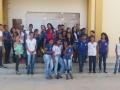 Visita Técnica ao Cemafauna. Escola Rotary Clube. Juazeiro-BA. 20/09/2017.