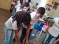 Atividade Reciclagem. Escola Eliacim Mauriz. Petrolina-PE. 11/11/2019.