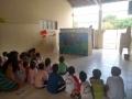 Teatro de Fantoches ocorreu nos dias 03.08 e 20.07 nas escolas Municipal Luiz de Souza (Petrolina) e Professor Carlos da Costa Silva (Juazeiro). Cerca de 70 alunos participaram.