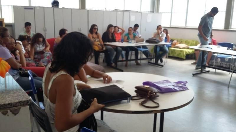 Atividade de ambientalização - CETEP - Juazeiro-BA - 28.11.15
