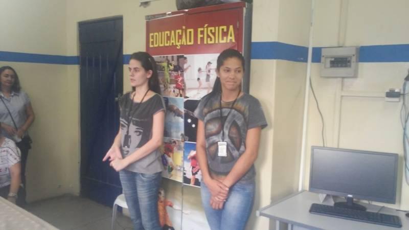 Atividade de ambientalização - Escola Adelina Almeida - Petrolina-PE - 27.11.15