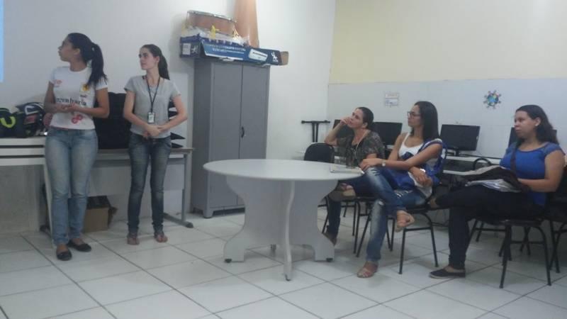 Atividade de ambientalização - Escola Joca de Souza - Juazeiro-BA - 28.11.15