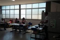Gestores, funcionários e professores sensibilizados para Ambientalização de escolas