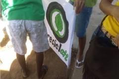 Gincana Ecológica movimenta escola mobilizada pelo PEV