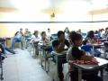 Gravidez precoce é discutida por estudantes de 9º ano. Petrolina, PE (9/11).