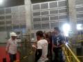 Atividade Visita Técnica à Usina da CHESF em Sobradinho-BA. Escola Dom Avelar. Petrolina-PE. 12/04/2019.