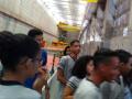 Visita Técnica à Usina de Sobradinho. Escola Jutahy Magalhães. Juazeiro-BA. 24/08/2017.