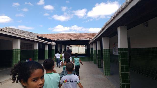 Cuidados e higiene ambiental. Escola Jacob Ferreira. Petrolina-PE. 14-06-2016