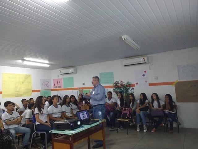 Meio Ambiente, poluição e higiene ambiental. Escola Moyses Barbosa. Petrolina-PE. 14-06-2016 (2)