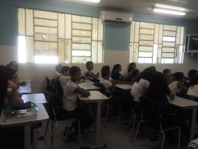 Poluição e higiene ambiental. Escola Antonilio de França Carsoso. Juazeiro-BA. 08-06-2016 (2)