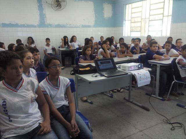 Poluição e higiene ambiental. Escola Antonilio de França Carsoso. Juazeiro-BA. 08-06-2016 (3)
