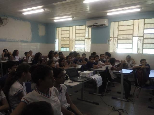 Poluição e higiene ambiental. Escola Antonilio de França Carsoso. Juazeiro-BA. 08-06-2016 (4)