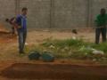 Atividades de Horta Escolar Agroecológica. Escola Pedro Raymundo Rego. Juazeiro-BA. 02/08/2017.