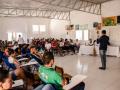 Atividade Horta Agorecológica. Escola Família Agrícola. Sobradinho-BA. Março/2020.