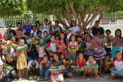 Hortas agroecológicas e compostagem mobilizam alunos e professores