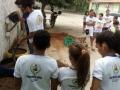 Horta Agroecológica mobilizou 80 alunos de duas escolas de Petrolina. Atividade foi nos dias 10 e 20.04.