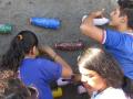 Atividades de Horta Agroecológica. Escola Manoel Novais. Curaçá-BA. 18/08/2017. -- Escola Helena Celestino. Juazeiro-BA. 14/09/2017.