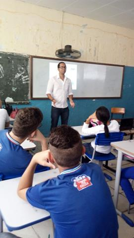 Atividades de Horta Escolar Agroecológica. Colégio Rotary Clube. Juazeiro-BA. 10-08-2016 (1)